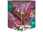 Heye - 1000 piece Mordillo - Fly With Me!-jigsaws-The Games Shop