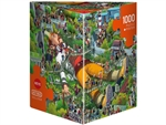 Heye - 1000 piece Oesterie - Gulliver-jigsaws-The Games Shop