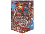 Heye - 1500 piece Berman - Patisserie-jigsaws-The Games Shop