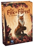 Fox in the Forest-strategy-The Games Shop