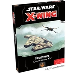 STAR WARS - X-WING 2ND EDITION -  RESISTANCE CONVERSION KIT-gaming-The Games Shop