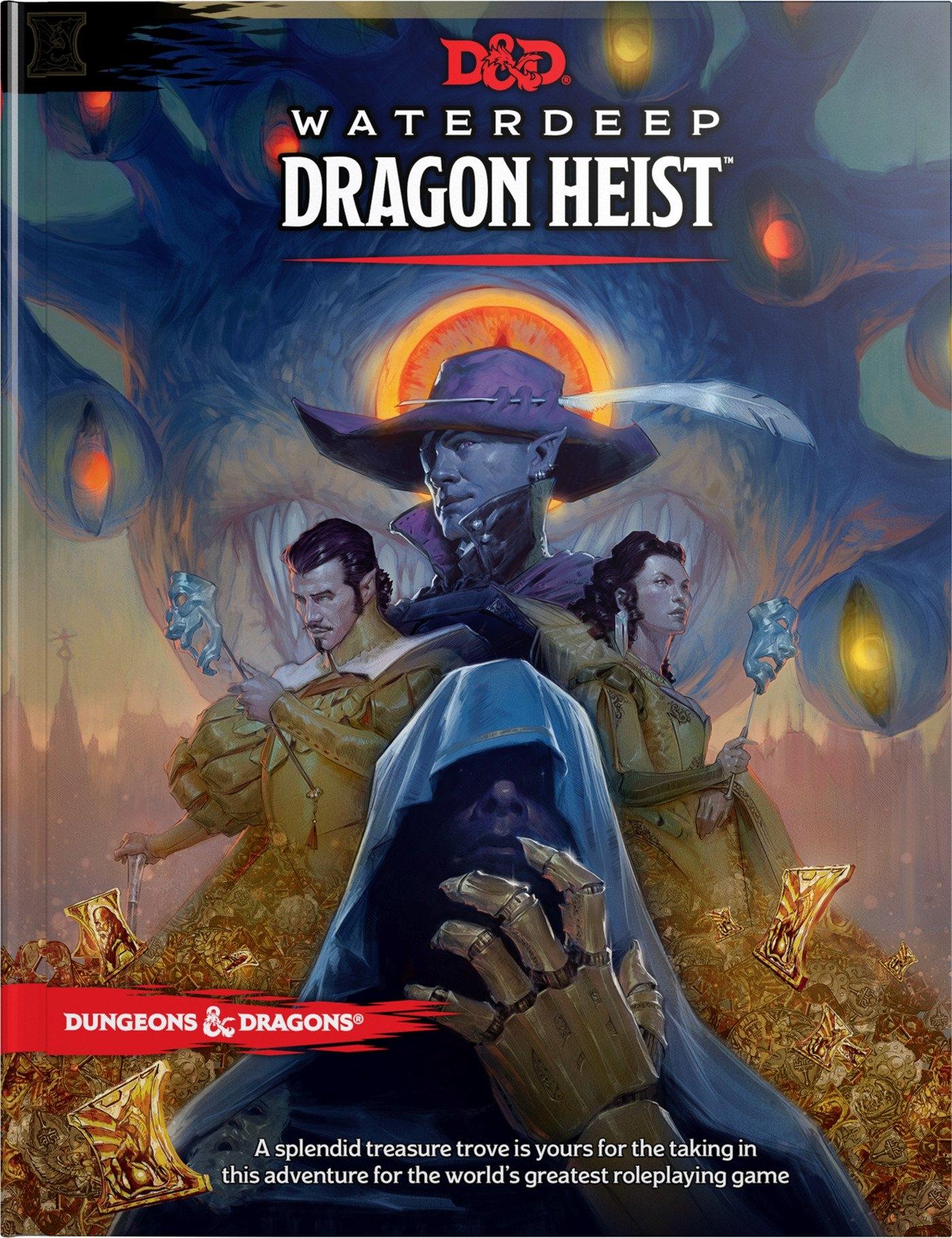 Cover of Waterdeep Dragon Heist