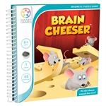 Brain Cheaser - Magnetic-travel games-The Games Shop