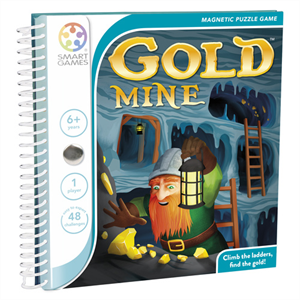 Gold Mine - Magnetic Puzzle