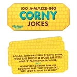 100 A-MAIZE-ING Corny Jokes-quirky-The Games Shop