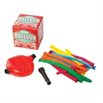 Mini Animal Balloon Modelling-quirky-The Games Shop