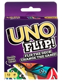 Uno Flip-card & dice games-The Games Shop