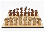 Chess Set - Australian Animals-chess-The Games Shop