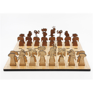 Chess Set - Australian Animals