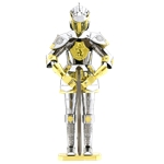 Metal Earth - European (Knight) Armour-construction-models-craft-The Games Shop