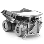 Metal Earth - CAT Mining Truck-construction-models-craft-The Games Shop
