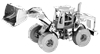 Metal Earth - CAT Wheel Loader-construction-models-craft-The Games Shop
