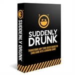 Suddenly Drunk-games - 18+-The Games Shop