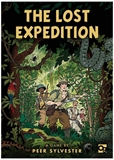The Lost Expedition-board games-The Games Shop