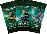 Magic the Gathering - War of the Spark Booster-trading card games-The Games Shop