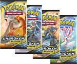 Pokemon - Sun & Moon Unbroken Bonds Booster-trading card games-The Games Shop