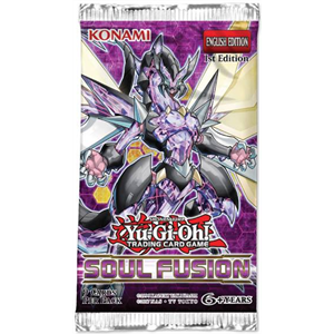 Yu-Gi-Oh - Soul Fusion Booster