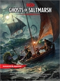 Dungeons and Dragons -  Ghosts of Saltmarsh-gaming-The Games Shop