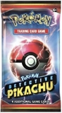 Pokemon - Picachu Detective Booster-trading card games-The Games Shop