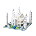 Nanoblock - Large Taj Mahal-construction-models-craft-The Games Shop