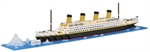 Nanoblock - Deluxe Titanic-construction-models-craft-The Games Shop