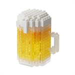 Nanoblock - Small Beer-construction-models-craft-The Games Shop