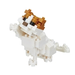 Nanoblock - Small Scottish Fold-construction-models-craft-The Games Shop