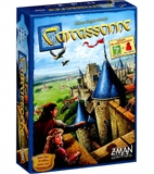 Carcassonne - second edition-board games-The Games Shop