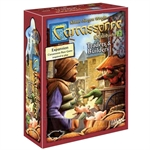 Carcassonne - Traders and Builders expansion-board games-The Games Shop