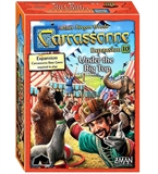 Carcassonne - Under the Big Top expansion-board games-The Games Shop