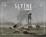 Scythe - Encounters Expansion-board games-The Games Shop