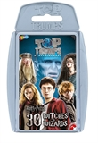 Top Trumps - Harry Potter Witches & Wizards-card & dice games-The Games Shop