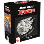 Star Wars - X-Wing 2nd Edition - Millennium Falcon Expansion-gaming-The Games Shop