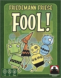 Fool!-card & dice games-The Games Shop