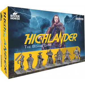 Highlander - the Board Game