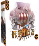 Raids-board games-The Games Shop