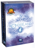 Wonderland - (2018 International TableTop Day exclusive)-card & dice games-The Games Shop