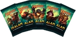 Magic the Gathering - Ixalan Booster-trading card games-The Games Shop