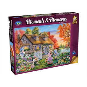 Holdson - 1000 piece Moments & Memories - New gardener