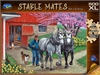 Holdson - 500 piece XL Stable Mates - Back in the Harness-jigsaws-The Games Shop