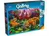 Holdson - 300 piece XL Gallery 5 - Tigers at the Ancient Stream-jigsaws-The Games Shop