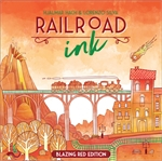 Railroad Ink - Blazing Red edition-board games-The Games Shop