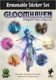 Gllomhaven - Forgotten Circles - sticker set-board games-The Games Shop