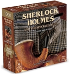 Bepuzzled Mystery Jigsaw - Sherlock Holmes-jigsaws-The Games Shop