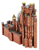 Metal Earth Iconx - A Game of Thrones - Red Keep-construction-models-craft-The Games Shop