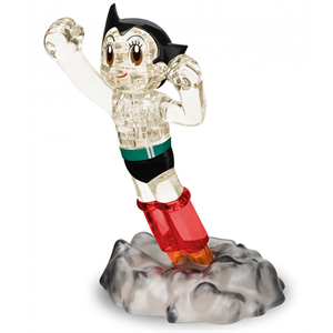 3D Crystal Puzzle - Astro Boy Flying