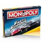 Monopoly - Fast & Furious-board games-The Games Shop