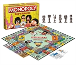 Monopoly - Bob's Burgers-board games-The Games Shop