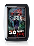 Top Trumps - 30 Scary Flix-card & dice games-The Games Shop