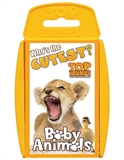 Top Trumps - Baby Animals-card & dice games-The Games Shop